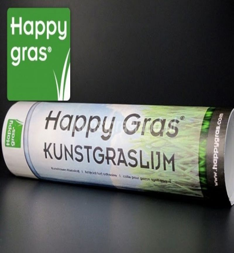 1-componenten kit Happy gras