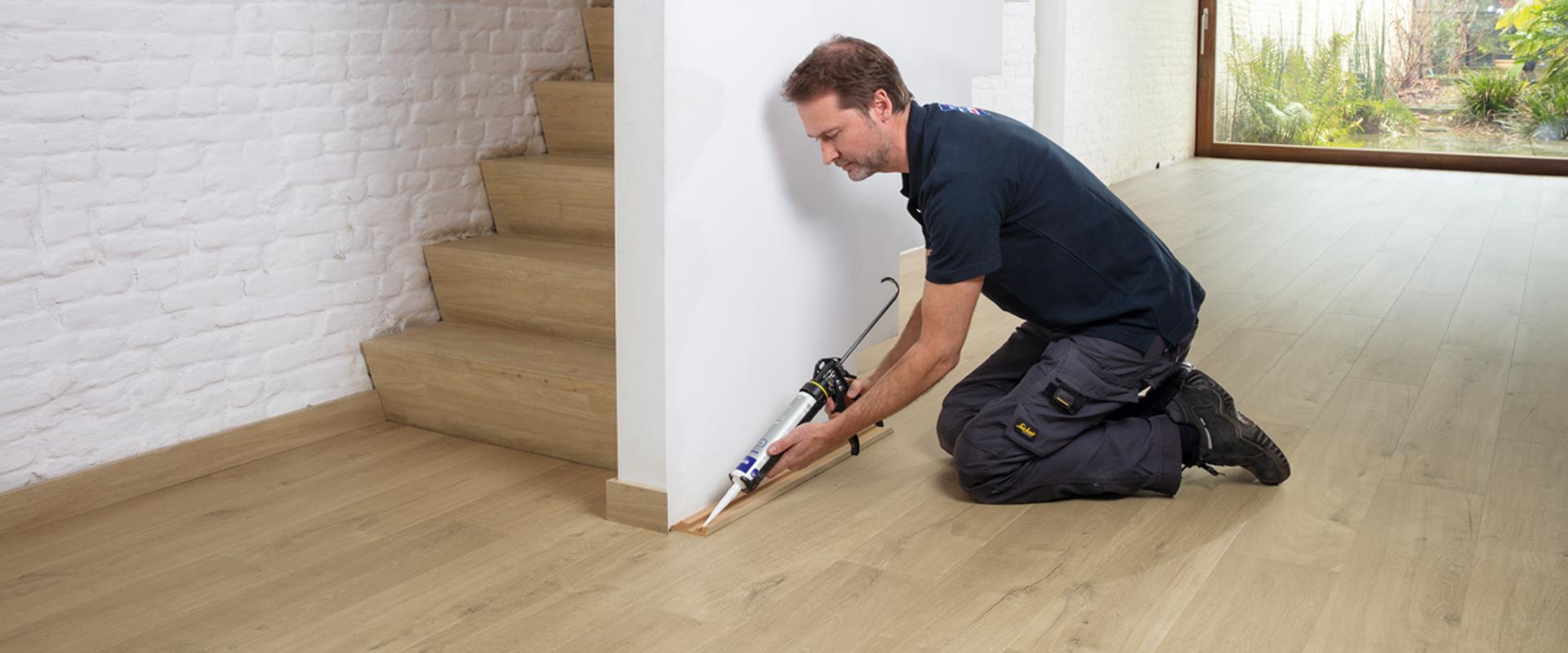 Quick-step Master Installer Vloerenland
