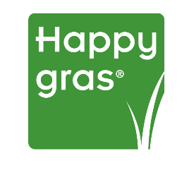 Happy gras logo