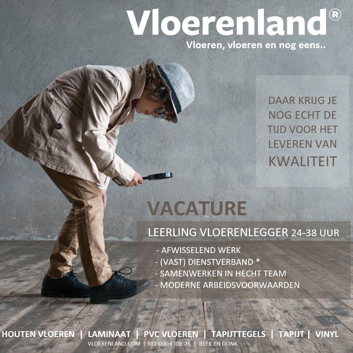 Vacatures Vloerenland