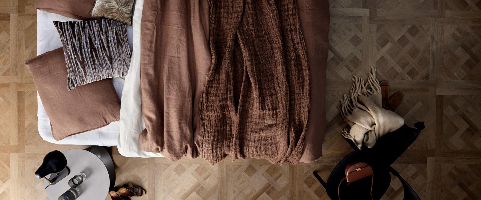 Vtwonen heeft een nieuwe PVC vloeren collectie